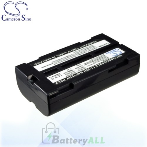 CS Battery for Panasonic VDR-D150EG-S / VDR-D150E-S Battery 2000mah CA-SVBD1