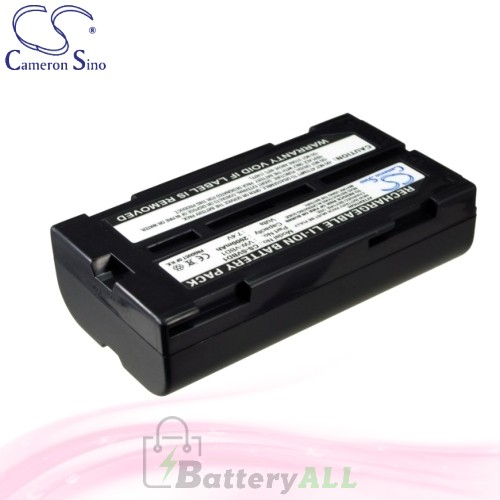 CS Battery for Panasonic NV-GS10EG-R / NV-GS10EG-S / NV-GS17 Battery 2000mah CA-SVBD1