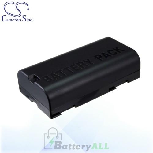 CS Battery for Panasonic VDR-D250EB-S / VDR-D250EG-S Battery 2000mah CA-SVBD1