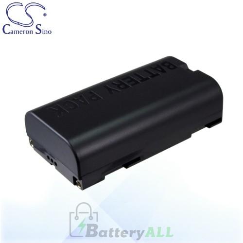 CS Battery for Panasonic VDR-M30K / VDR-M50B / VDR-M50EG-S Battery 2000mah CA-SVBD1