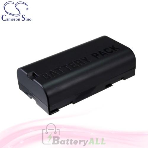 CS Battery for Panasonic NV-GS17E-S / NV-GS21 / NV-GS21E-S Battery 2000mah CA-SVBD1