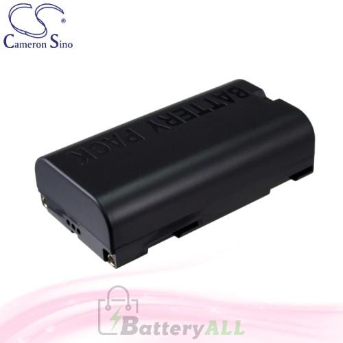 CS Battery for Panasonic NV-GS22 / NV-GS22EG-A / NV-GS22EG-S Battery 2000mah CA-SVBD1