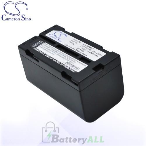 CS Battery for Panasonic VW-VBDR1 / CGR-B/403 / VW-VBD2 Battery 4000mah CA-SVBD2