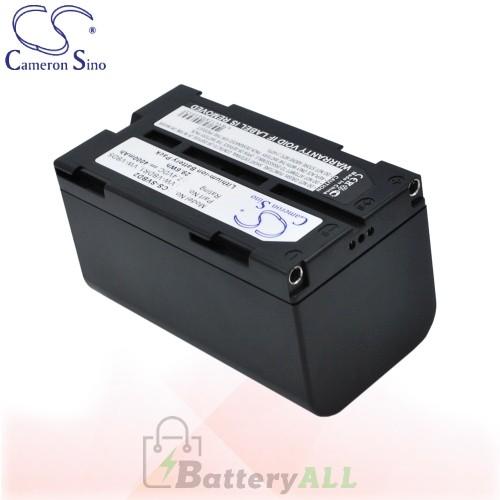 CS Battery for Panasonic PV-DV700 / PV-DV710 / PV-DV950 Battery 4000mah CA-SVBD2