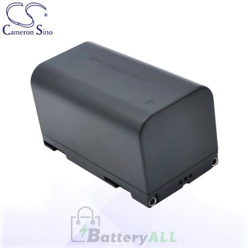 CS Battery for Panasonic AG-BP25 / AG-EZ1 / AG-EZ1U / AG-EZ20 Battery 4000mah CA-SVBD2
