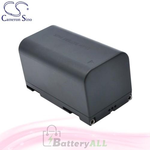 CS Battery for Panasonic NV-DS5EG / NV-DS5EN / NV-DX100EN Battery 4000mah CA-SVBD2