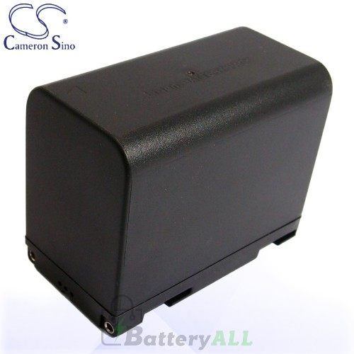 CS Battery for Panasonic VW-VBD815 / Panasonic NV-DX100 Battery 6000mah CA-SVBD815