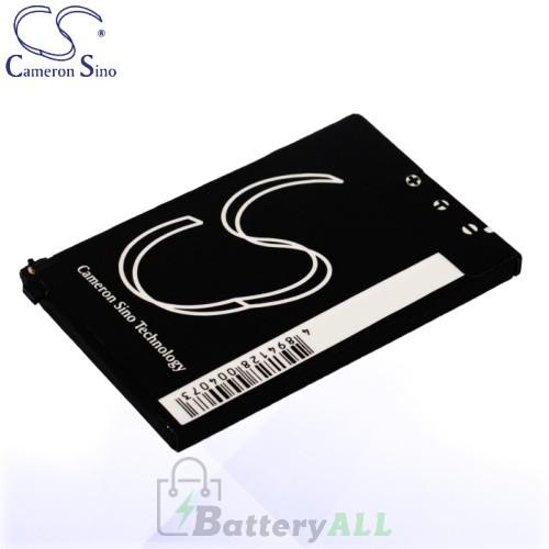 CS Battery for Panasonic SV-AS10EG-S / SV-AS10-G / SV-AS10PP-S Battery 530mah CA-VBA05