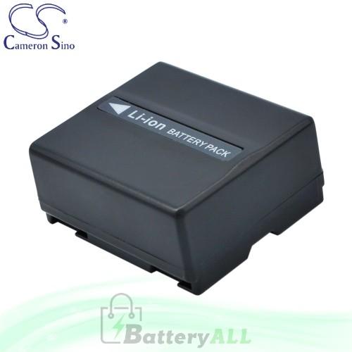 CS Battery for Panasonic NV-GS10EG / NV-GS10EG-A / NV-GS250 Battery 750mah CA-VBD070