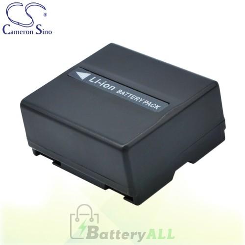 CS Battery for Panasonic NV-GS140 / NV-GS150 / NV-GS150B Battery 750mah CA-VBD070