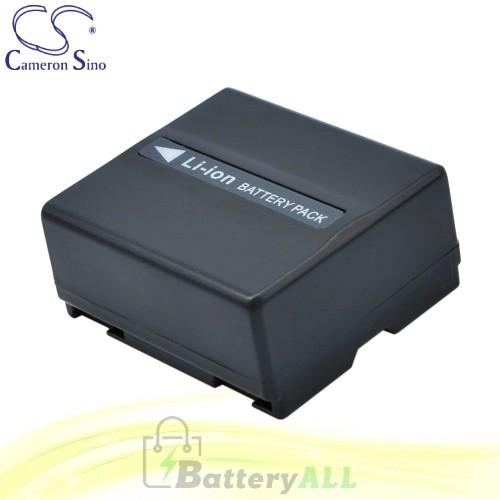CS Battery for Panasonic NV-GS200 / NV-GS200B / NV-GS200EG-S Battery 750mah CA-VBD070