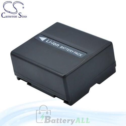 CS Battery for Panasonic NV-GS400B / NV-GS400GN / NV-GS400K Battery 750mah CA-VBD070