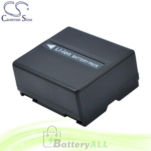 CS Battery for Panasonic NV-MX500A / PV-GS19 / PV-GS29 Battery 750mah CA-VBD070