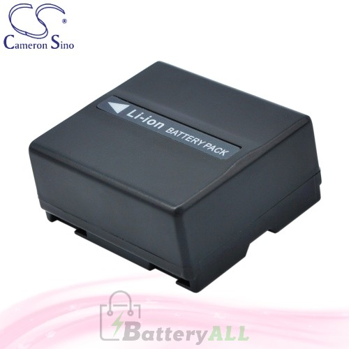 CS Battery for Panasonic NV-GS100K / NV-GS120K / NV-GS180 Battery 750mah CA-VBD070
