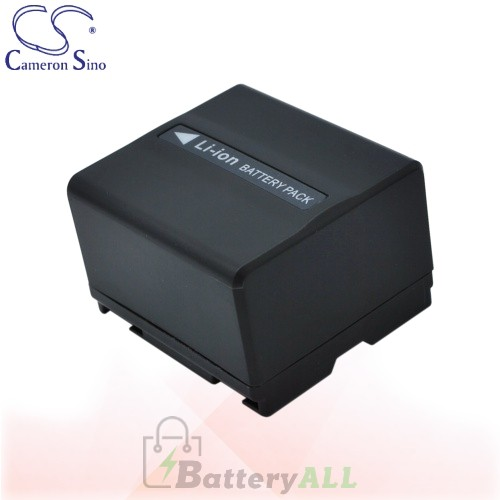 CS Battery for Panasonic NV-GS10EG / NV-GS10EGA / NV-GS10EGR Battery 1050mah CA-VBD120