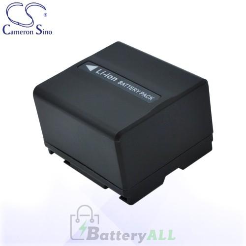 CS Battery for Panasonic DZ-GX3000 / DZ-GX3100 / DZ-GX3200 Battery 1050mah CA-VBD120