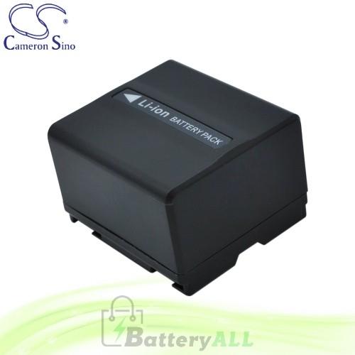 CS Battery for Panasonic VDR-M30K / VDR-M53 / VDR-M55 Battery 1050mah CA-VBD120