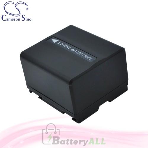 CS Battery for Panasonic DZ-MV580 / DZ-MV580A / DZ-MV580E Battery 1050mah CA-VBD120