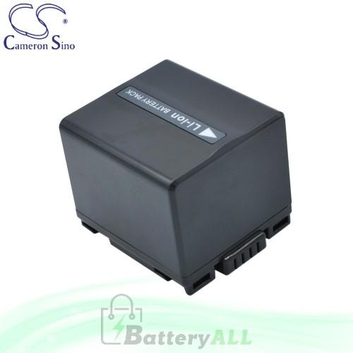 CS Battery for Panasonic PV-GS180 / PV-GS19 / PV-GS29 Battery 1440mah CA-VBD140