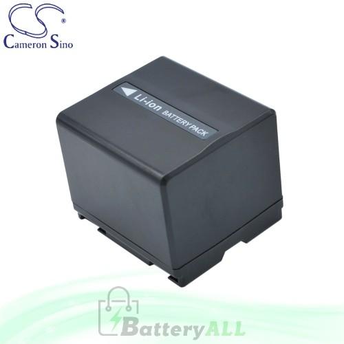 CS Battery for Panasonic PV-GS300 / PV-GS31 / PV-GS320 Battery 1440mah CA-VBD140