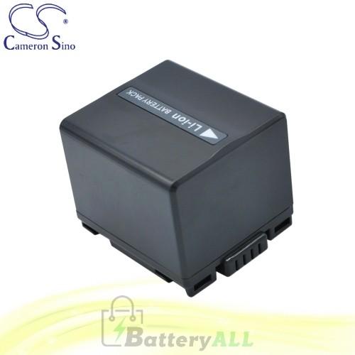 CS Battery for Panasonic VDR-D200 / VDR-D210 / VDR-D230 Battery 1440mah CA-VBD140