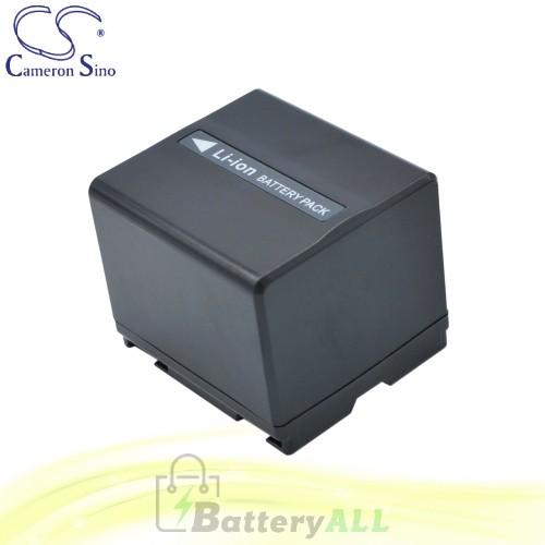 CS Battery for Panasonic VDR-D250EB-S / VDR-D250EG-S Battery 1440mah CA-VBD140