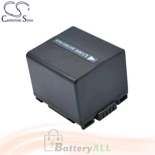 CS Battery for Panasonic VDR-D310 / VDR-M30 / VDR-D310EB-S Battery 1440mah CA-VBD140