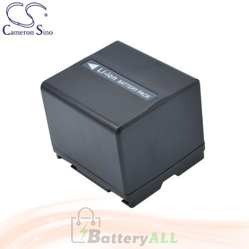 CS Battery for Panasonic VDR-M53 / VDR-M70PP / VDR-M75 Battery 1440mah CA-VBD140