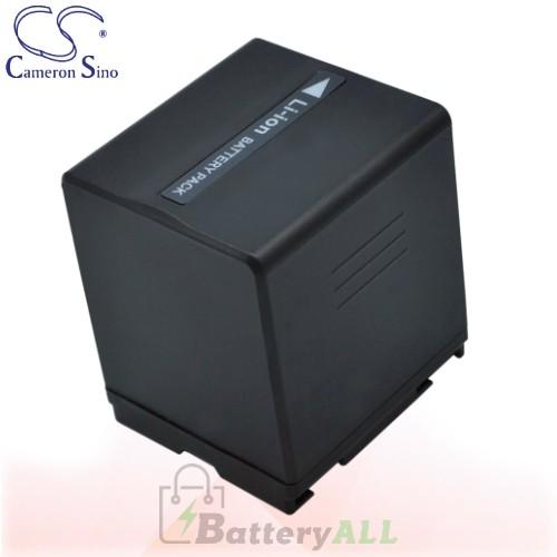 CS Battery for Panasonic NV-GS60EB-S / NV-GS70 / NV-GS85 Battery 2160mah CA-VBD210