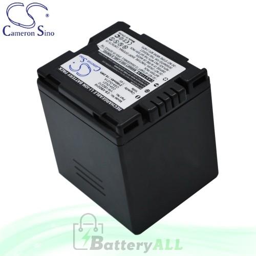 CS Battery for Panasonic PV-GS39 / PV-GS59 / VDR-D310 Battery 2160mah CA-VBD210