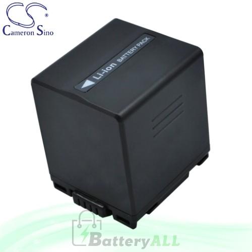 CS Battery for Panasonic PV-GS80 / PV-GS85 / VDR-D150EG-S Battery 2160mah CA-VBD210