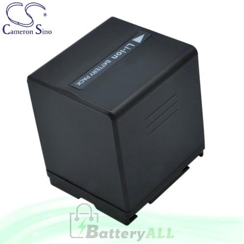 CS Battery for Panasonic PV-GS300 / PV-GS320 / PV-GS500 Battery 2160mah CA-VBD210