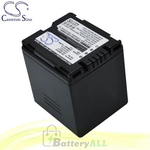 CS Battery for Panasonic VDR-D258GK / VDR-D300EG-S / PV-GS36 Battery 2160mah CA-VBD210