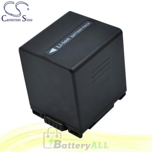 CS Battery for Panasonic PV-GS65 / VDR-D308GK / VDR-D310EB-S Battery 2160mah CA-VBD210