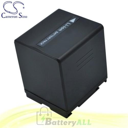 CS Battery for Panasonic VDR-M50PP / VDR-M70PP / VDR-M75 Battery 2160mah CA-VBD210