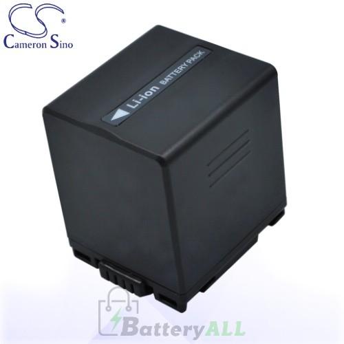 CS Battery for Panasonic NV-GS27EB-S / NV-GS27EF-S Battery 2160mah CA-VBD210