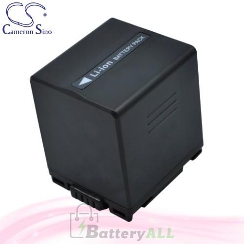 CS Battery for Panasonic NV-GS180EG-S / NV-GS200K / NV-GS230 Battery 2160mah CA-VBD210