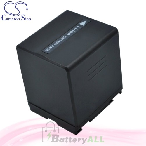 CS Battery for Panasonic NV-GS230EB-S / NV-GS280 / NV-GS300 Battery 2160mah CA-VBD210