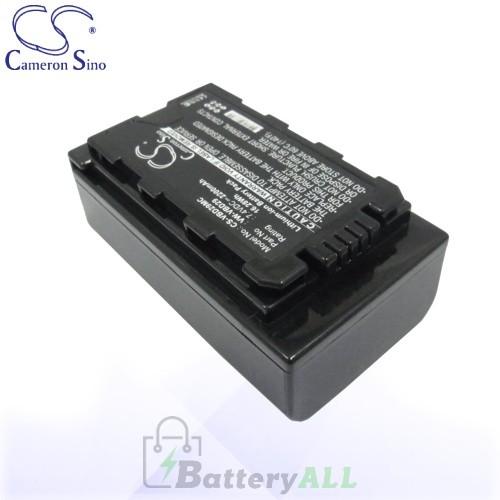 CS Battery for Panasonic AJ-PX270 / AJ-PX298 / AJ-PX298MC Battery 2200mah CA-VBD29MC