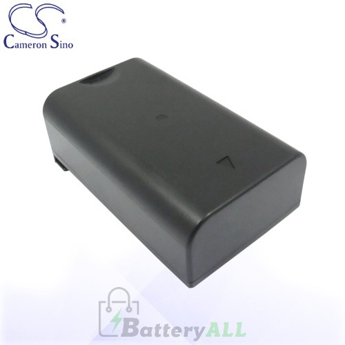 CS Battery for Panasonic HC-MDH2 / HC-MDH2M / HDC-MDH2GK Battery 2200mah CA-VBD29MC