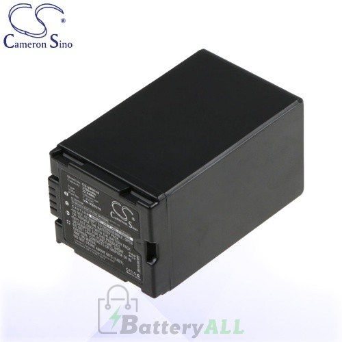 CS Battery for Panasonic VW-VBD310 / CGA-DU31 / NV-GS17EF-S Battery 3100mah CA-VBD310