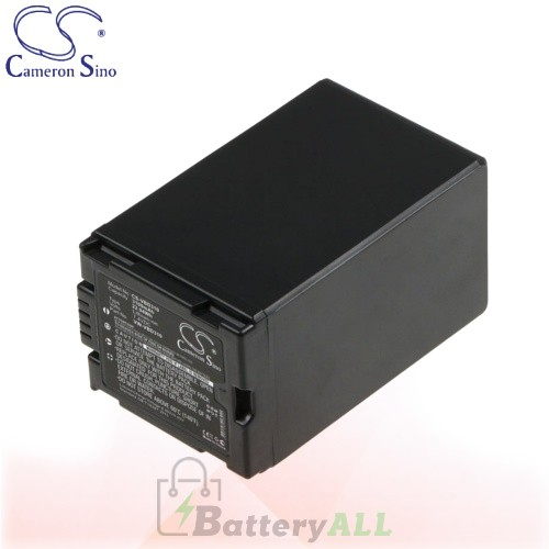 CS Battery for Panasonic NV-GS320 / NV-GS320EG-S / NV-GS500 Battery 3100mah CA-VBD310