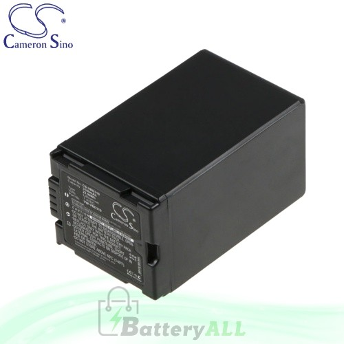 CS Battery for Panasonic PV-GS35 / PV-GS36 / PV-GS39 Battery 3100mah CA-VBD310