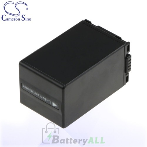 CS Battery for Panasonic NV-GS27 / NV-GS27EB-S / NV-GS50 Battery 3100mah CA-VBD310