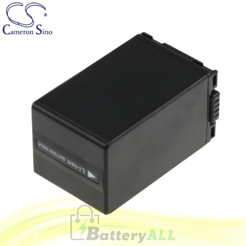 CS Battery for Panasonic VDR-D310 / VDR-D310EB-S / VDR-D400 Battery 3100mah CA-VBD310