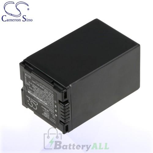 CS Battery for Panasonic NV-GS37 / NV-GS37EB-S / NV-GS37EG-S Battery 3100mah CA-VBD310