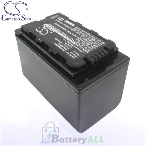 CS Battery for Panasonic VW-VBD58PPK / AJ-PX270 / AJ-PX298 Battery 4400mah CA-VBD58MC