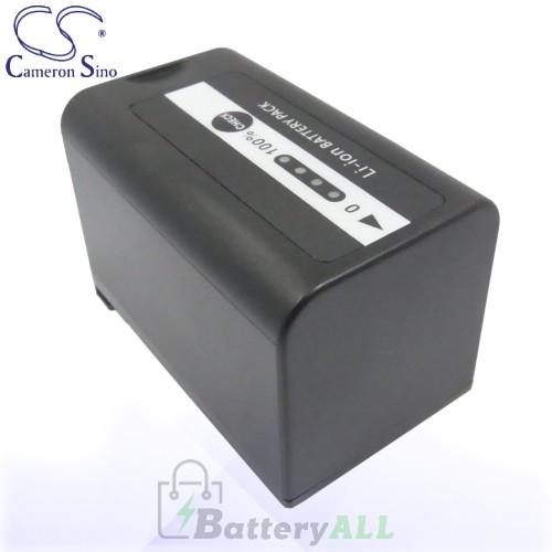 CS Battery for Panasonic AJ-PX298MC / HC-MDH2GK / HC-MDH2M Battery 4400mah CA-VBD58MC