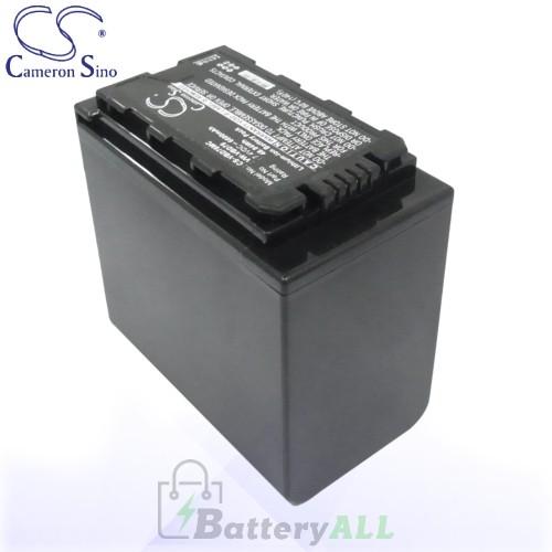 CS Battery for Panasonic AJ-PX298MC / HC-MDH2GK / HC-MDH2M Battery 6600mah CA-VBD78MC
