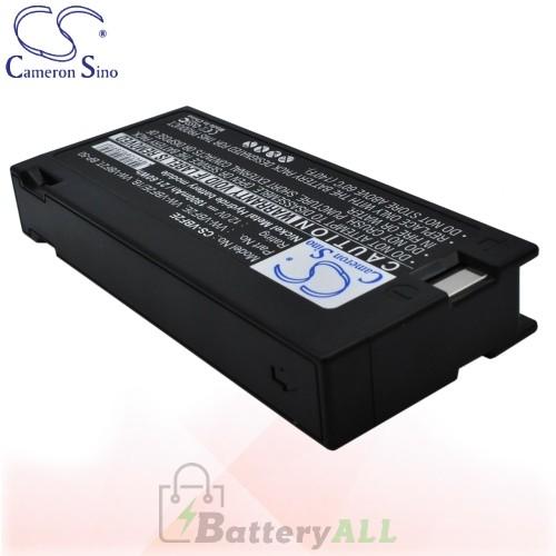 CS Battery for Panasonic NVM2400PN / NV-M2400PN / NVM3000EM Battery 1800mah CA-VBF2E